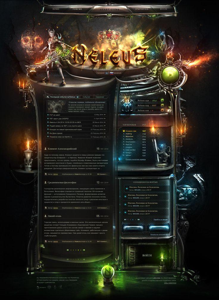 至尊级游戏网页界面设计大师俄罗斯mrsmi5tt作品集 [31P] 3/3.jpg