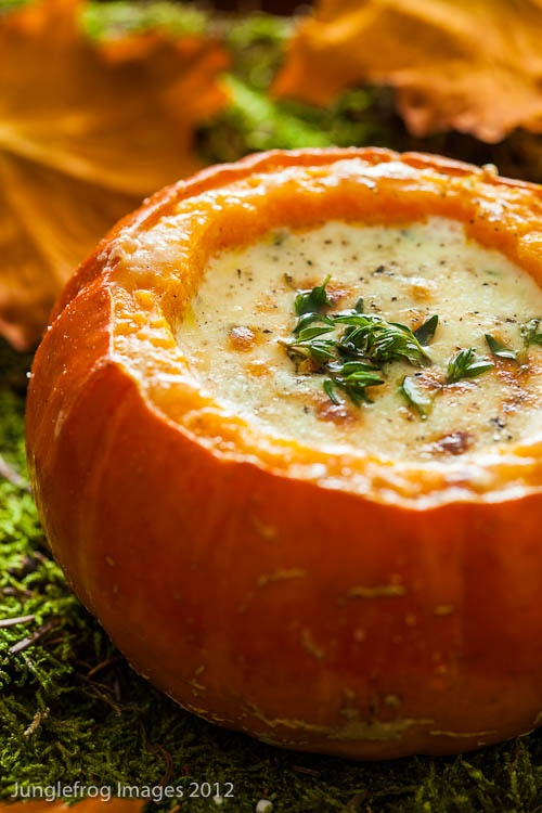 with brown butter brown butter tomato soup roasted ambercup squash ...