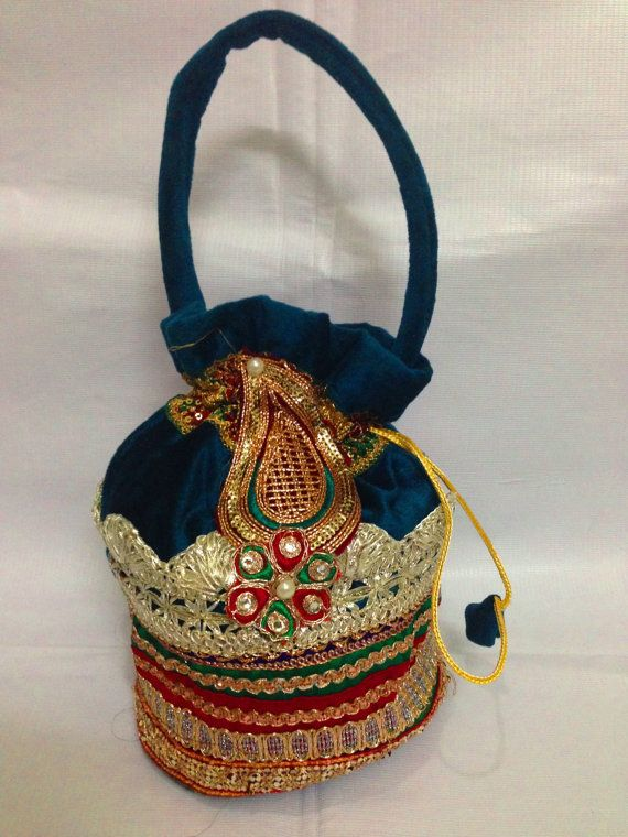 ... Pouch Bag purse Indian ethnic potli pouch purse on Etsy, US$ 39.00