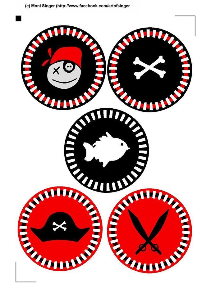 Silhouette plotter file free, Plotter Datei kostenlos, plotter freebie,pirates, Piraten, Pirat, button