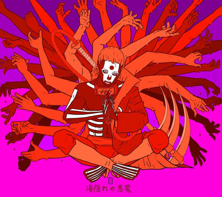 Yamanaka Ino By Rice Su On Deviantart: Akuma By Invisibleninja12 On DeviantArt