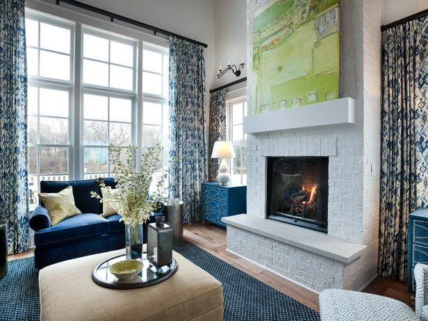 Great Room Pictures From HGTV Smart Home 2014
