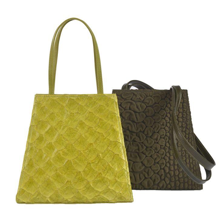 bag - sacs - fish leather- www.awardt.be