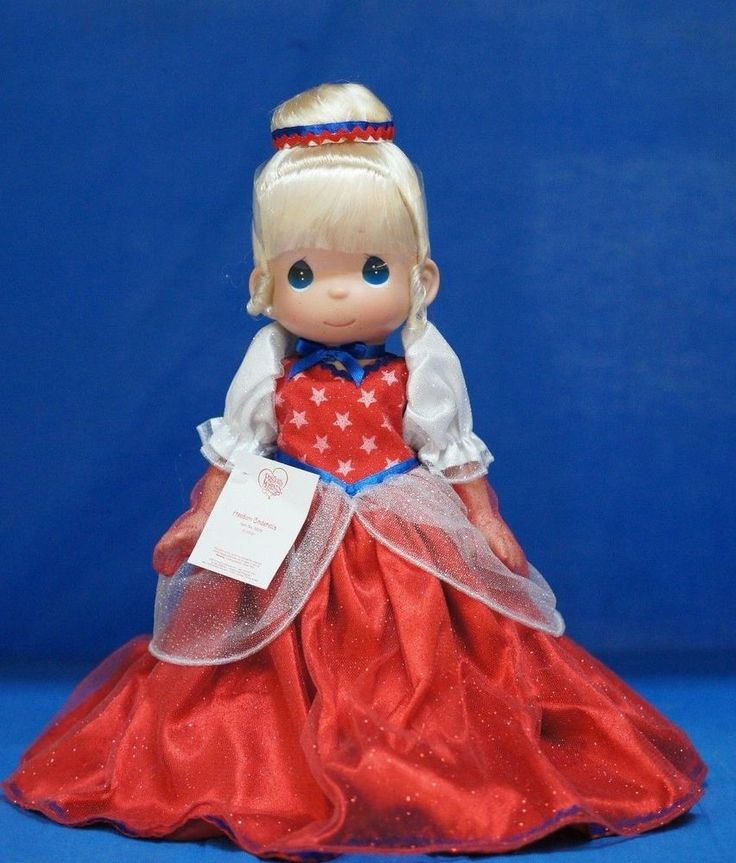 "Cinderella 2014 Freedom 12"" Doll Precious Moments Disney 5829 Signed #PreciousMoments #VinylDolls"