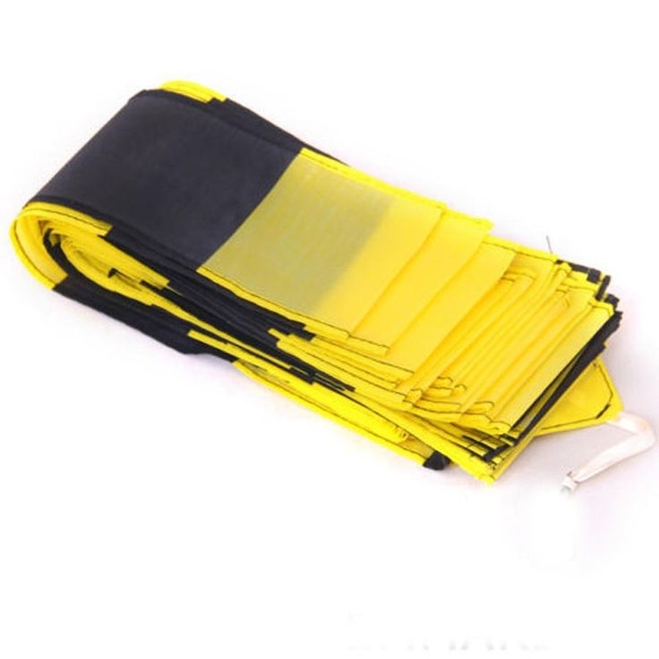 30M / 98ft Rainbow Kite Tail Super Long Kite Tube Tail Adjustment Balance Sports Kite Accessories