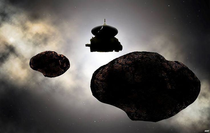 With just a little over a year remaining until New Horizons' flyby of 2014 MU69, NASA is requesting suggestions for a nickname for the Kuiper Belt Object.