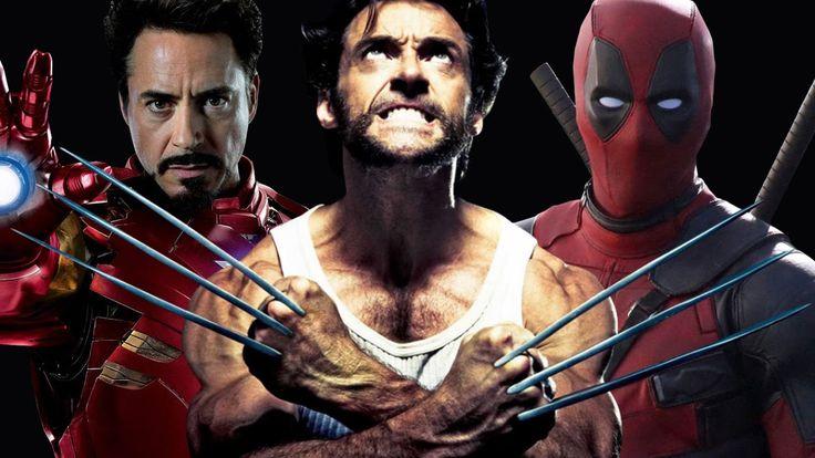 7 Mejores Castings de Actores en Películas de Superhéroes