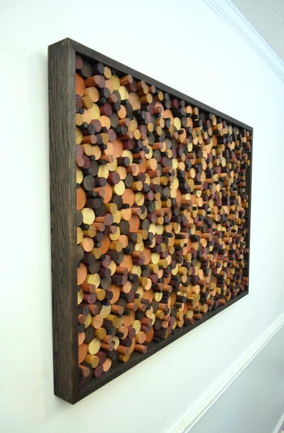 Wood Wall Art The Multiverse 40x28 Wooden Wall Art Home