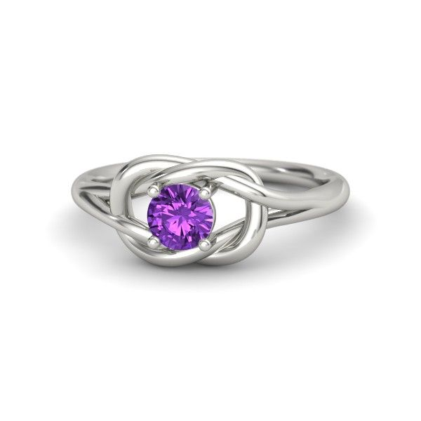 Strong Knot Ring (5mm)