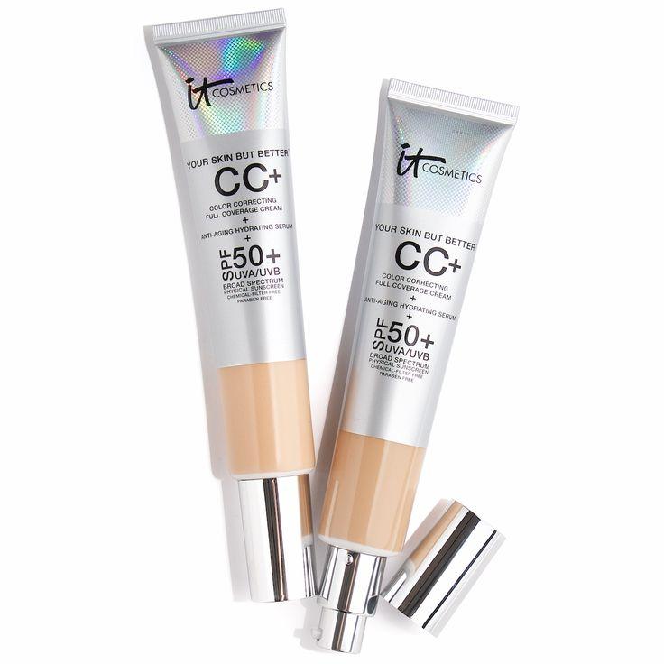 Must Have: IT Cosmetics CC Cream SPF 50+