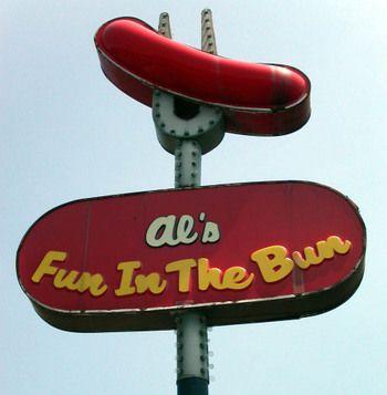 Fun In The Bun
