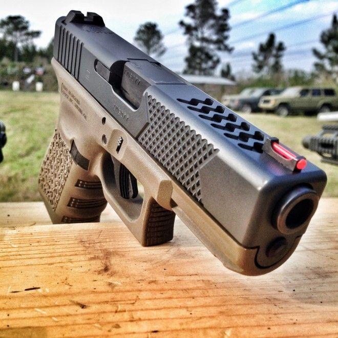 Custom Glock 19 by Head Down Products