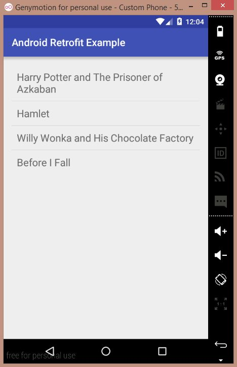 retrofit android example output 1