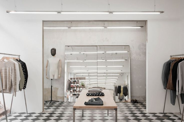 Need the floors. Our Legacy Store, Gothenburg by Arrhov Frick | Yellowtrace.