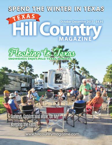 """Hill Country is famous for its great weather, beautiful scenery and fine restaurants and historical sites.   But the number one thing that brings Winter Texans back to Hill Country each year are the people who live here and make them feel welcome.   """"What brings us back is the friendliness of the people,"""" said Virgil """"Tom"""" Dock of Duluth, Minn., who spends the winter with his wife at Pecan Park Riverside RV Park in San Marcos.   """"No matter where you go, they have a smile on their fa ..."""