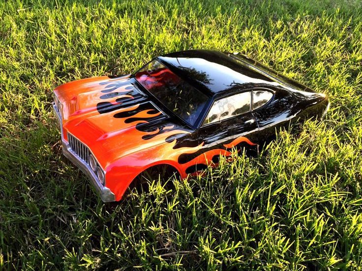 Best RC Cars Images On Pinterest Rc Track Rc Cars And Track - Custom vinyl decals for rc carsimages of cars painted with flames true fire flames on rc car