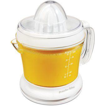 Exprimidor electrico de cítricos Naranja Limón Toronja