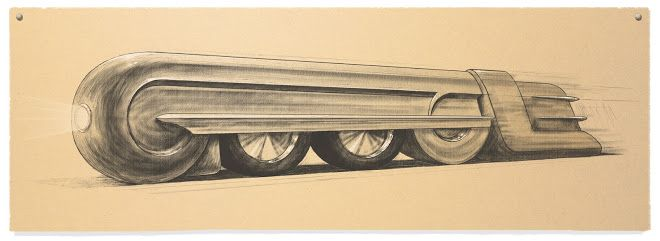 120th anniversary of the birth of Raymond Loewy