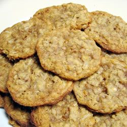 Oatmeal Toffee Cookies Allrecipes.com