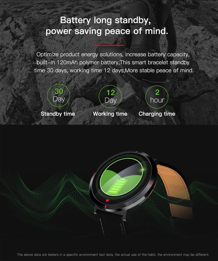 Goral S2 Color Screen Blood Pressure Heart Rate Monitor Fitness Tracker Bluetooth Smart Wristband