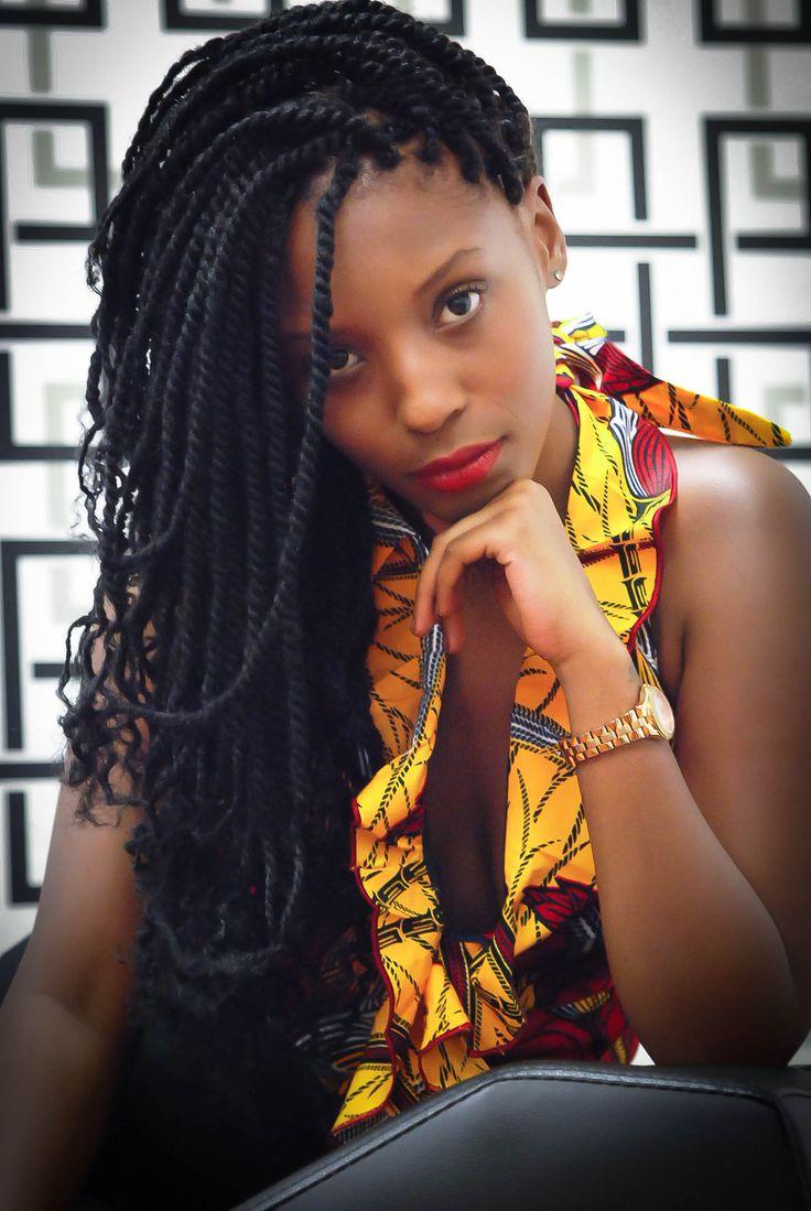 Upscale Hair Braiding Salon Ghana Twists African Hair