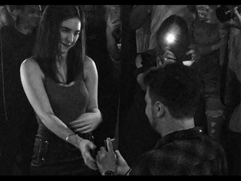 WATCH: Coleen Garcia and Billy Crawford Now Engaged, Wedding Proposal Video | Pinoy Ambisyoso