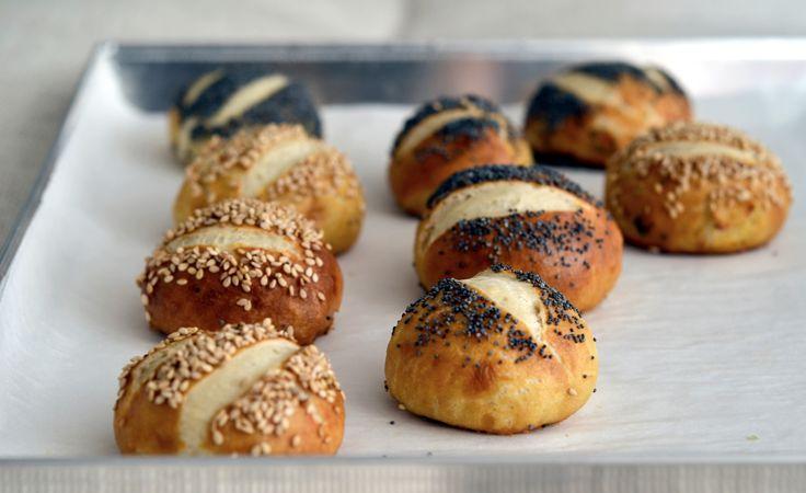 Chi ha rubato le crostate? : » Panini Laugenbrot a lievitazione naturale