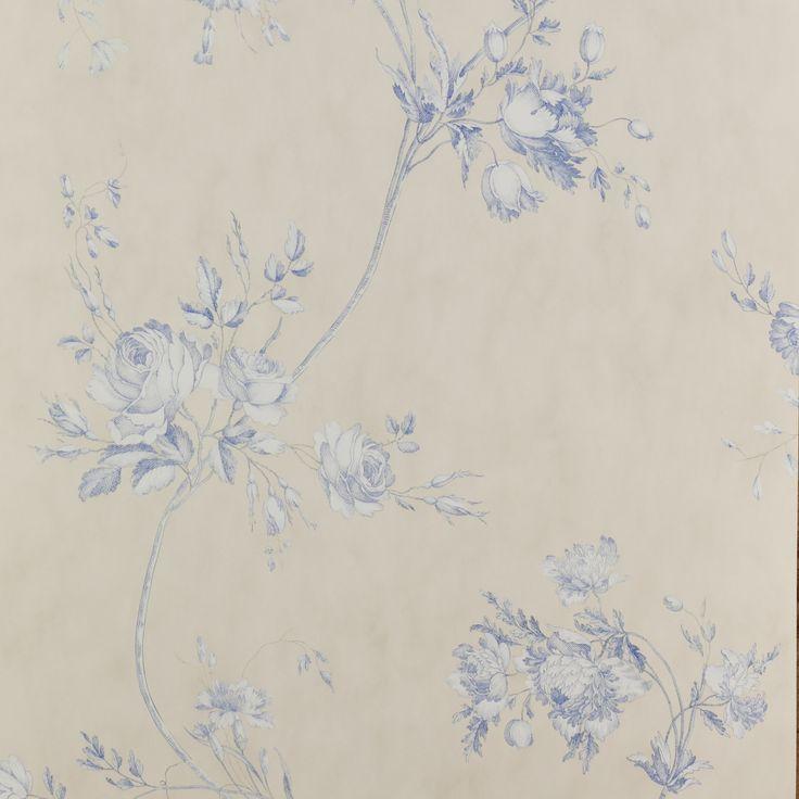 Darcy Wallpaper Wallpaper - Cowtan Design Library