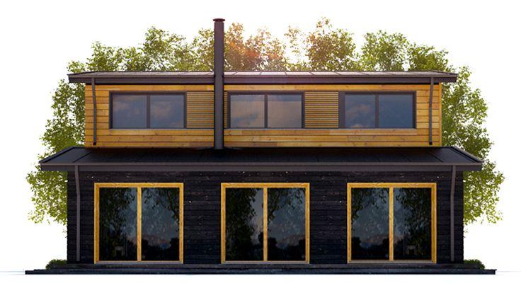 Metal Houses Plans