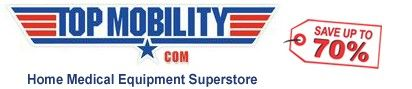 Thank you for visiting Top Mobility Scooters Online Store, where you will find America's lowest prices Guaranteed on all three wheel & four wheel Scooters, Power Chairs, Electric Lifts, Mobility Carriers, Accessibility Ramps, Manual Wheelchairs, Lift Chairs, Stair lifts, Walking Aids, Batteries, Accessories, Bath Safety and Homecare Products.