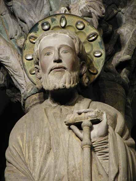 http://artclassic.edu.ru/catalog.asp?ob_no=17608 Портик славы. Скульптура собора в Сантьяго-де-Компостела . 1168—88