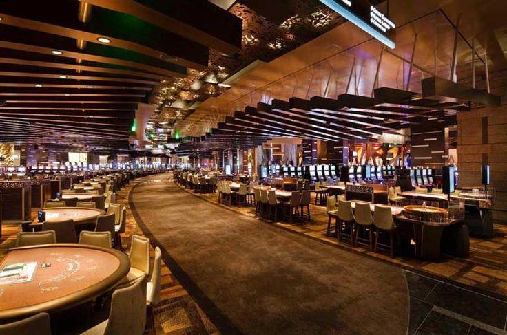 Spectacular Modern Hospitality Interior Design Aria Resort and Casino, Las Vegas Barmasa Restaurant