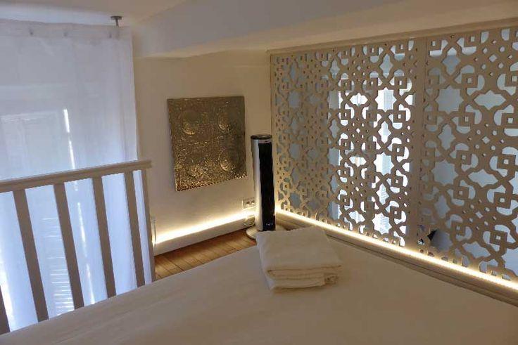 les 54 meilleures images du tableau moucharabieh sur pinterest claustra bois moucharabieh et. Black Bedroom Furniture Sets. Home Design Ideas