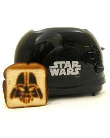 The Darth Vader Toaster #starwars ....i like mine a bit more on the dark side....get it.