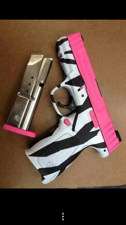 Hydroshock Custom Grafix Guns Custom Guns Custom