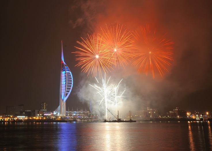 Portsmouth Spinnaker. An incredible photo from Andreas Jones