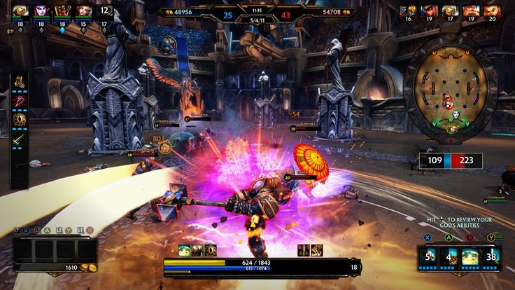 SMITE Xbox Beta Review;  Ragachak weighs in on the progress of SMITE's conversion to console gaming.