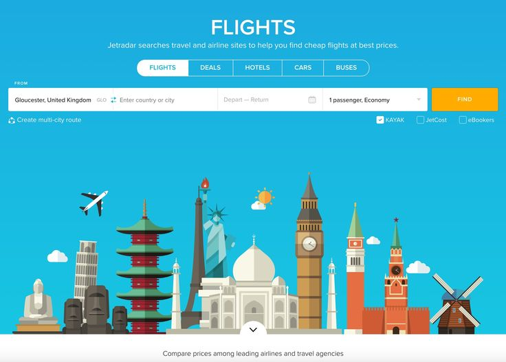 We will help you book tickets from United Kingdom to United States, Spain, France and, of course, domestic flights (London, Manchester), as well as a multitude of other destinations. We have access to a global database of flights by 728 airlines (including American Airlines, United Airlines, Lufthansa) and 200 flight booking agencies, which allows us to find flights in real time and compare them with each other.