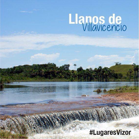 Vive un recorrido por los llanos colombianos. #LlanosdeVillavicencio #LugaresVizor   www.vizormobil.com