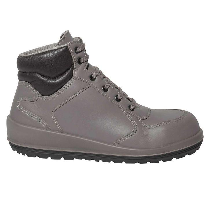 Chaussures femme hautes PARADE Brazza, coloris gris T40