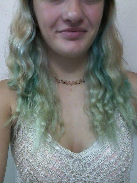 I'm a mermaid!