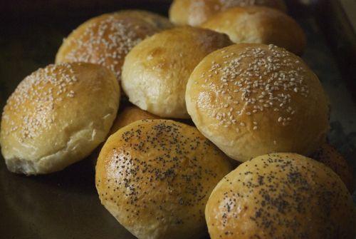 Homemade Sandwich Buns | Kitchen ready | Pinterest