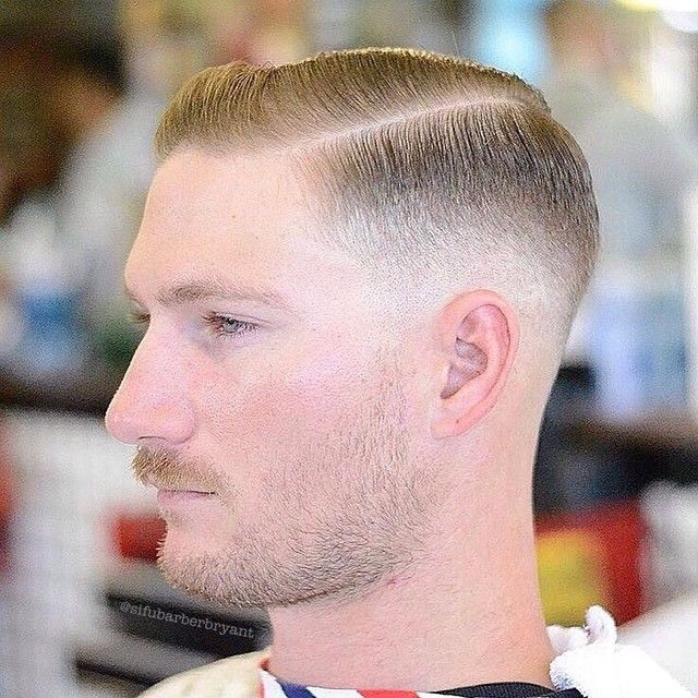 Repost: @sifubarberbryant✂️ Shop: American Barber Shop Location: Santa Ana/CA - US >>>>>>>>>>>>>>>>>>>>>>>>>>>>>>>>>  Express Post: Clean and sharp! An old school classic with a modern touch. <<<<<<<<<<<<<<<<<<<<<<<<<<<<<<<<< #sifubarberbryant #flatmax #pomp #quiff #taper #fade #sidepart #beard #beards #sideburns #slick #pomade #menshair #mensgrooming #hairstyles #haircuts #hairart #photoart #photo #photography #barber #barbering #barbershop #barberlife #barberlove #internationalbarberi...