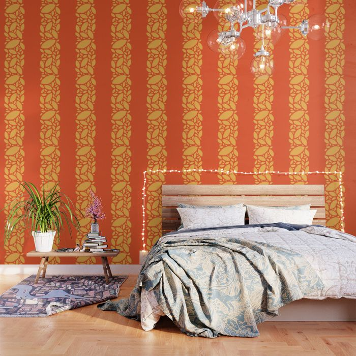 Our peel and stick wallpaper is easy to apply and take off - Easy peel off wallpaper ...
