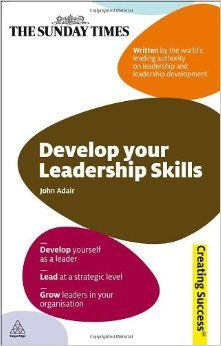 Develop your Leadership Skills is a simple, practical guide for those who want to improve their basic leadership skills or take up a team leadership role.