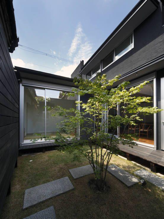 모던스타일 정원 by atelier m