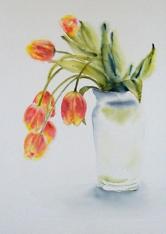 Tulipany Izy by stokrotas  (Barbara Pingot)