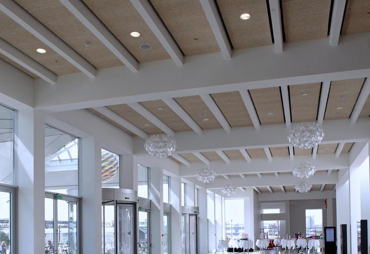 Troldtekt®-acoustic panels, Tivoli Congress Center