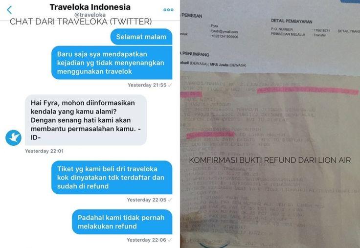 VIRAL Beli Tiket Pesawat dari Traveloka tapi Di-Refund Orang Lain Sampai Gagal Terbang Tak Bisa Hadiri Pernikahan Anak