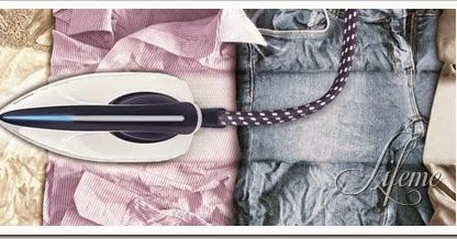 Come stirare tessuti speciali di cotone,lana,velluto,seta e tutti i capi,cappotti,camicia,gonne,centrini,trapunte,pantaloni...